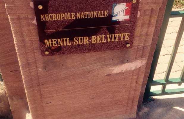 Cimetière militaire - 88700 Ménil sur Belvitte