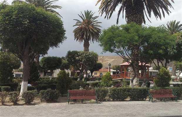 Plaza Principal de Characato