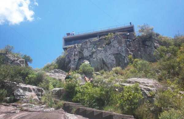Salto del Penitente, Villa Serrana, Minas, Uruguay