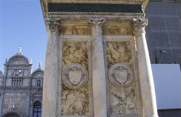 Bartolomeo Colleoni a Venezia