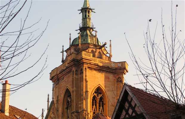Igreja de Saint-Martin Collegiate