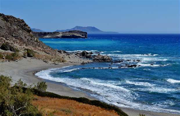 Spiaggia di Triopetra