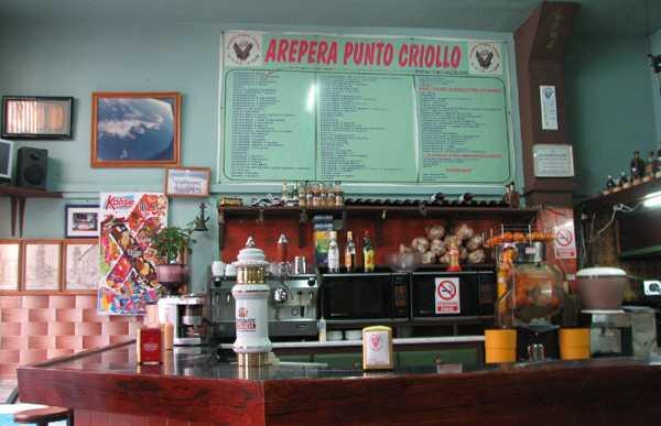 Arepera Punto Criollo