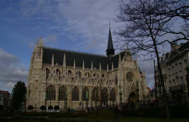 Notre Dame du Sablon a Bruxelles