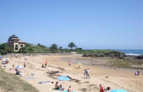 Praia de La Isla