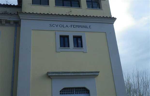 Scuola via Sforza Cesarini
