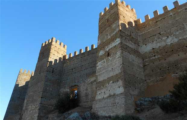 Castillo de Bury al-Hamma o de Burgalimar