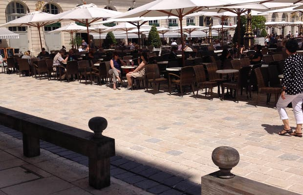 Bar - Brasserie Jean Lamour