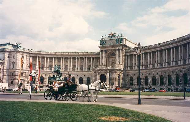 Palácio Imperial de Hofburg