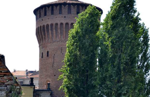 Torre del Castillo Visconteo