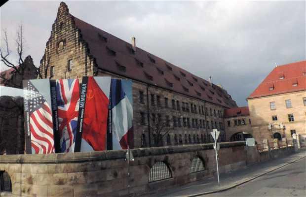 Memorial do Tribunal de Nuremberg
