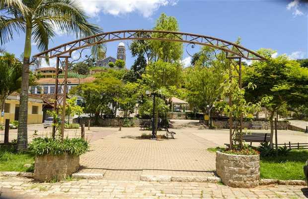 Praça Desembargador Ribeiro da Luz