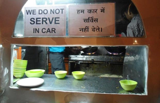 Street-food en Delhi