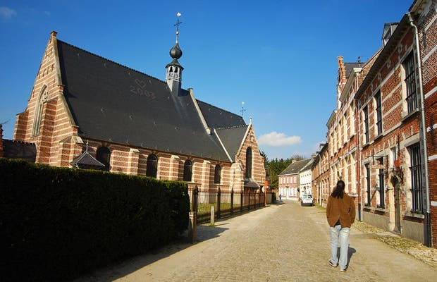 Begijnhof en Herentals