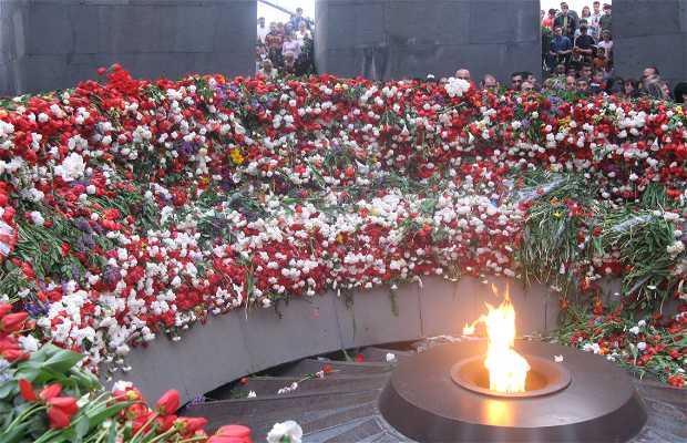 Monument au génocide arménien