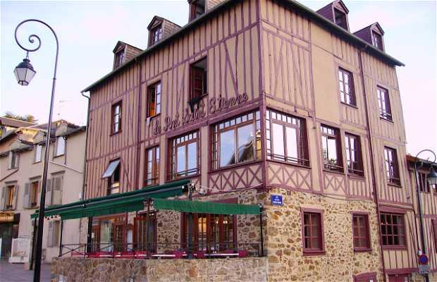 """Restaurante """"Le Pont Saint-Etienne"""""""