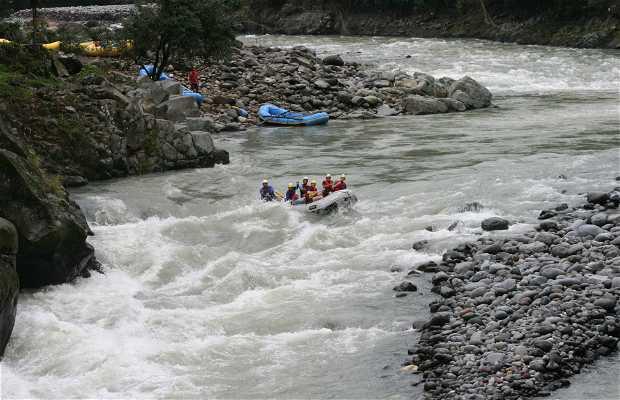 Turrialba River