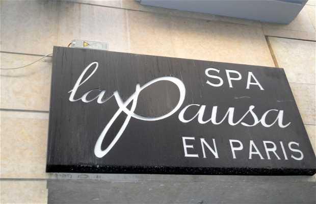 Spa La Pausa en París