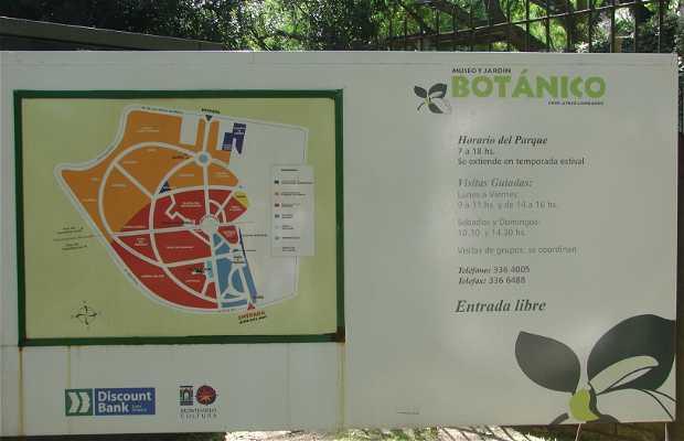 Jardin Botanique de Montevideo