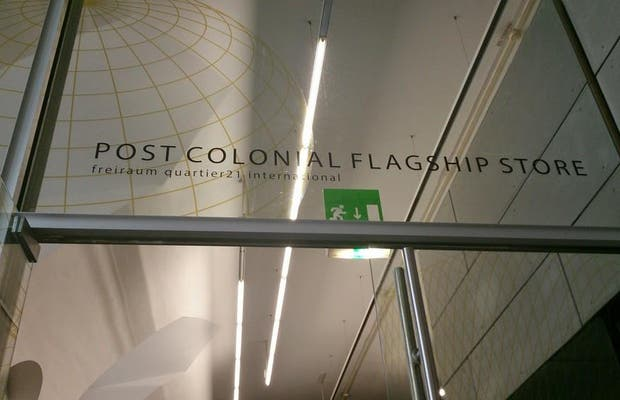 Post Colonial Flagship