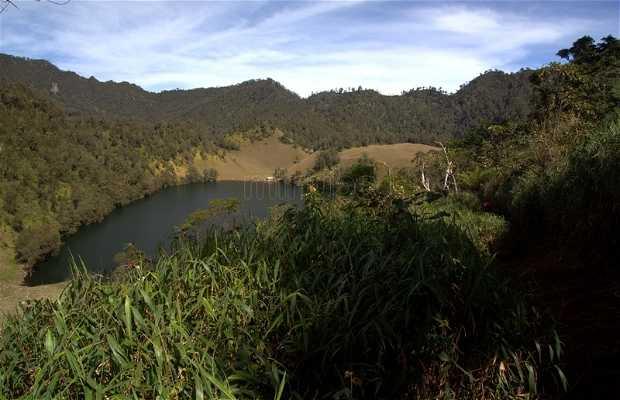 Lago Kumbolo