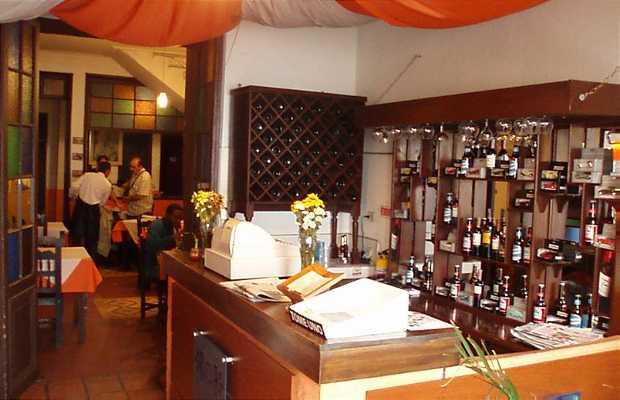 Restaurante Casa Botero