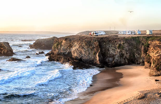 Samouqueira beach