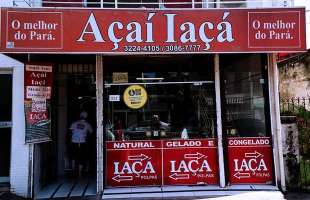 Iaça: Açai do Pará