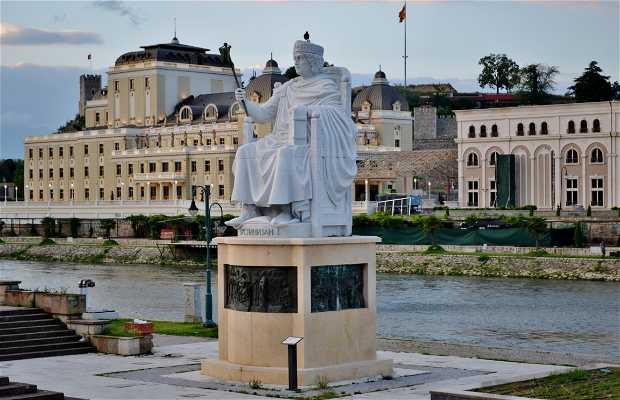 Statua di Giustiniano