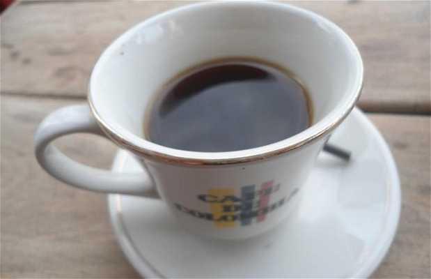 El café colombiano
