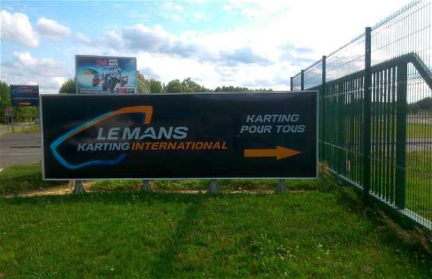 Circuit Karting Alain Prost