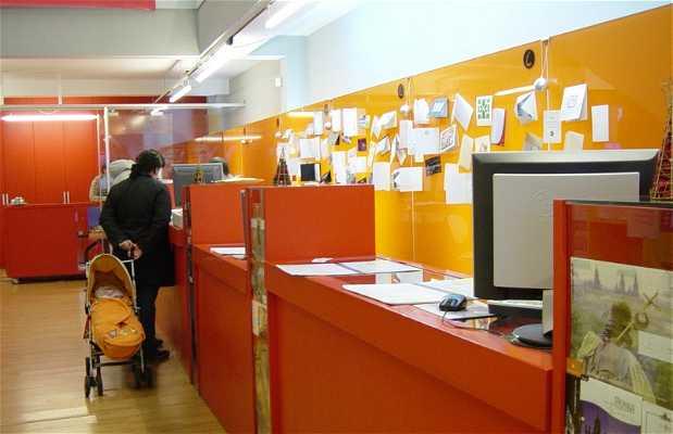 Oficina de turismo santiago en santiago de compostela 3 for Oficina de turismo munich