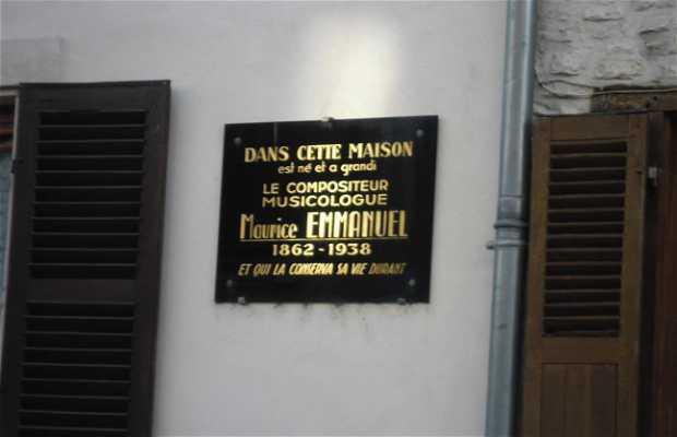 Casa de Emmanuel Maurice Maurice