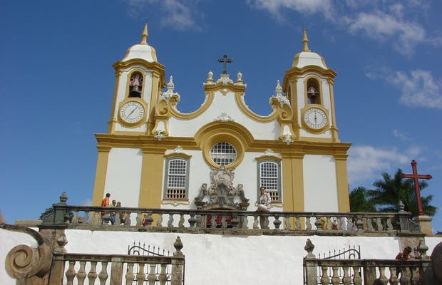 Largo das Forras - Centro de Tiradentes