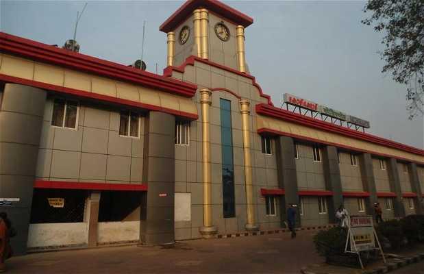 La gare ferroviaire de Calicut