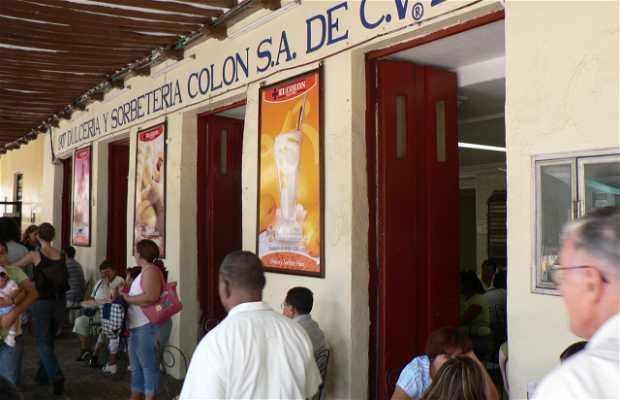 Heladería y Sorbetería Colón