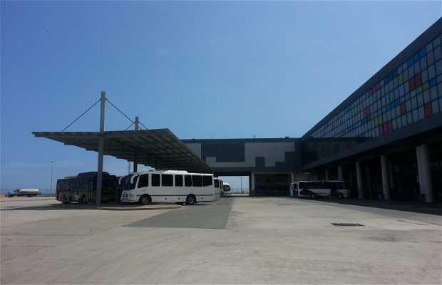 Terminal de Transporte de Catia La Mar