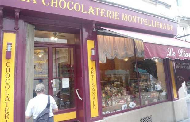 La chocolaterie montpelliéraine