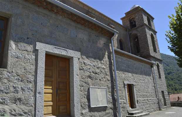 Iglesia de Cuzza