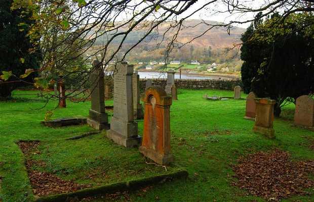 Cementerio de Portree (Isla de Skye)