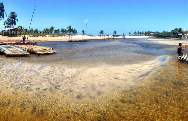 Lagoa Barra do Cunhaú