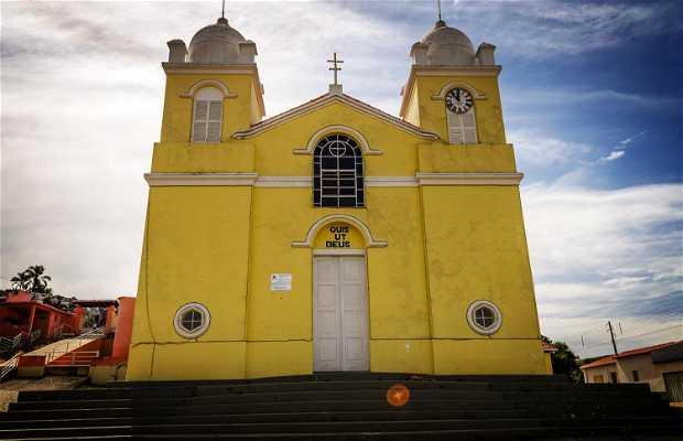 Antiga Matriz de São Miguel
