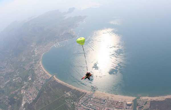 Centro de paracaidismo: SkyDive Empuriabrava
