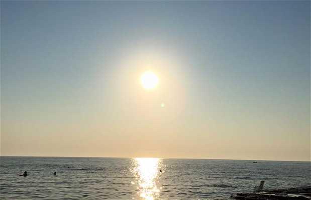 Praia de Baia Verde