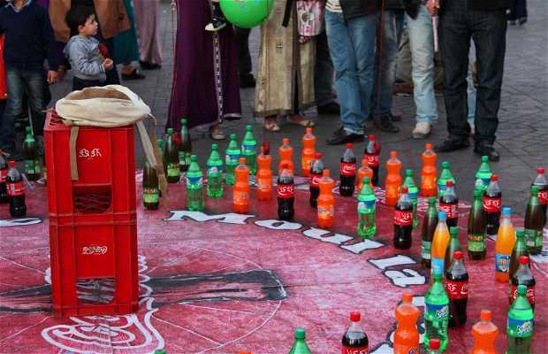 Fiesta en Jemaa elFna
