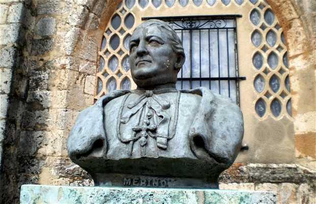 Monumento al Arzobispo Meriño