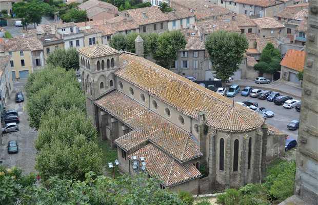 Église Saint-Nazaire de Carcassonne
