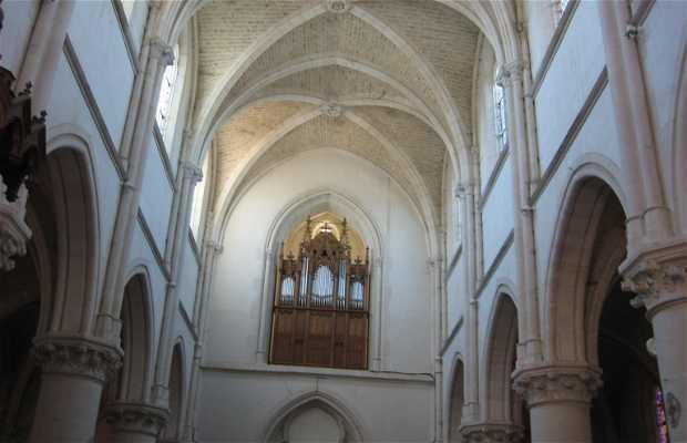 La chapelle Jeanne d'Arc