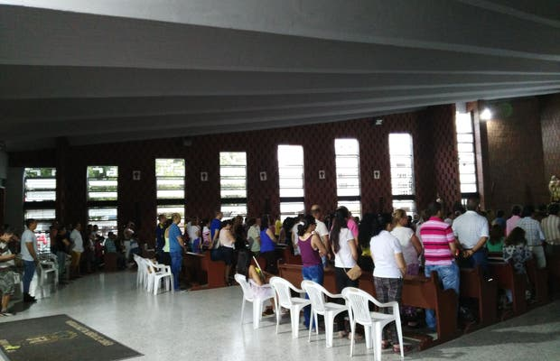Iglesia Padres Carmelitas