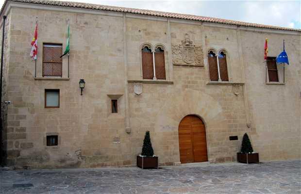 Edificio de la Caja de Extremadura